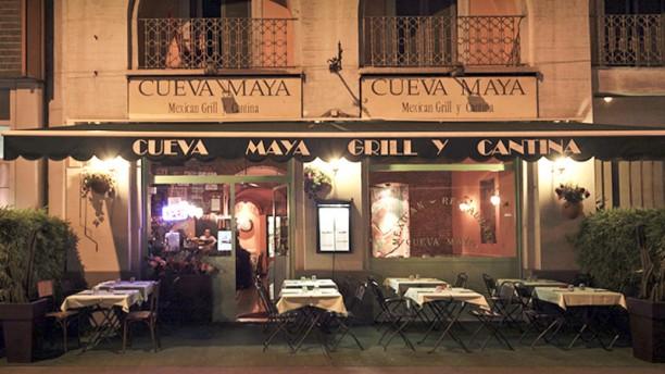 Cueva Maya esterno