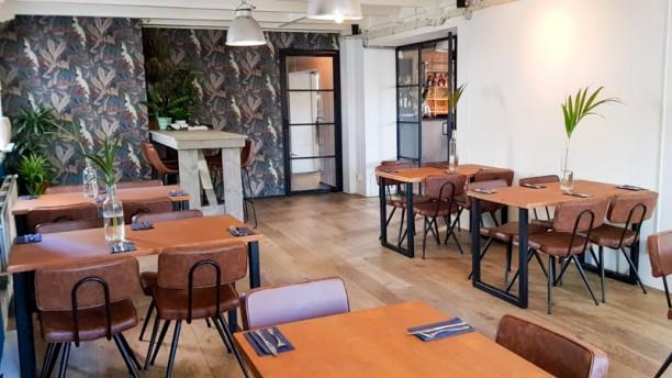 The Good Food Het restaurant