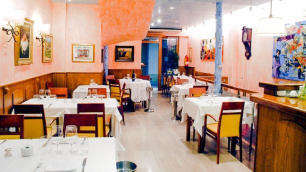 Casa Hidalgo Vista interior