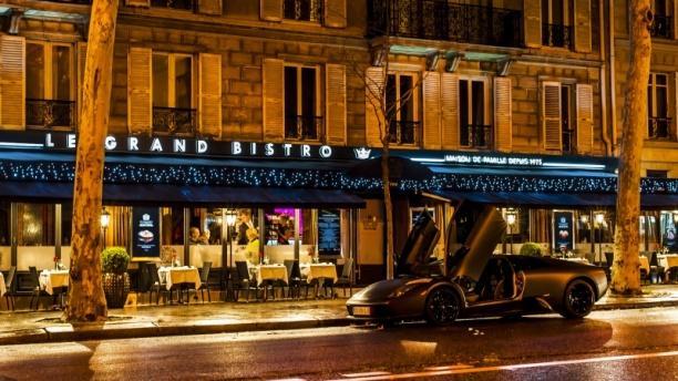 Restaurant le grand bistro 17 me paris 75017 arc de - Restaurant italien porte maillot paris 17 ...