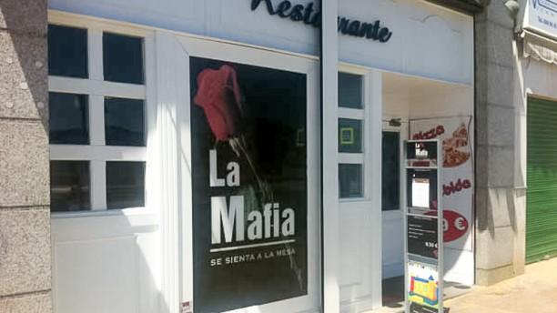 La Mafia se Sienta a la Mesa - Teruel Vista fachada