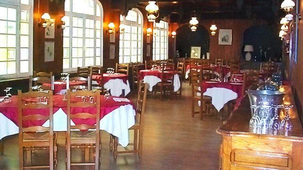 Hostellerie la Croix d'Or Salle du restaurant