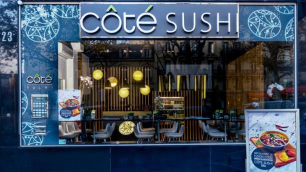 Coté Sushi facade