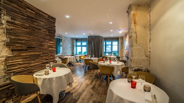 Restaurant Jacques Faussat Vue de la salle