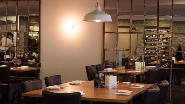 De Beleving Het restaurant