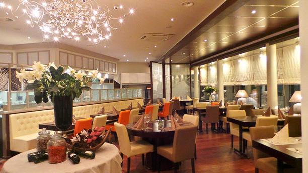 Ming's Restaurant Wachtruimte