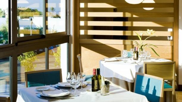 Vista mesa - Restaurante Parador de Mojácar, Mojacar