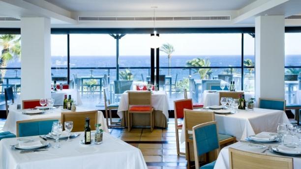 Vista comedor - Restaurante Parador de Mojácar, Mojacar