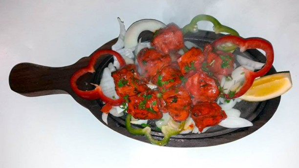 Indian Express Tandoori and Curry Sugerencia del chef