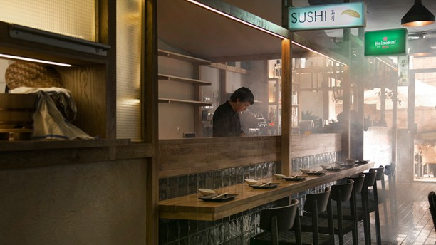 The Sushi Room Sala