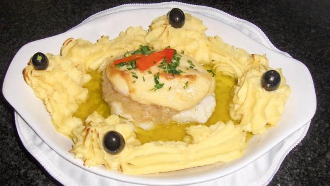 Sugestão do chef - Marisqueira Majara, Matosinhos