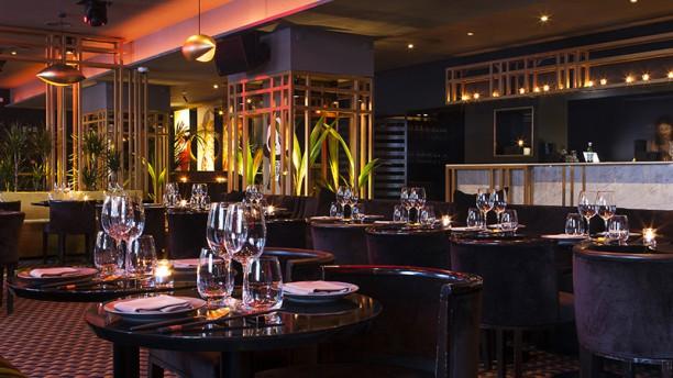 GAÏO Salle du restaurant