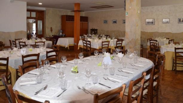 Ristorante Braceria Belvedere a Tavola Vista sala