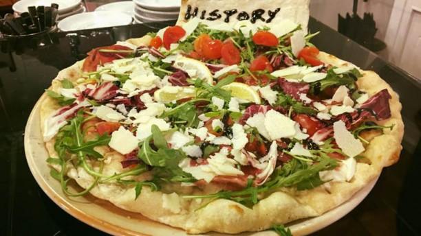 Ristorante Pizzeria History Suggerimento dello chef