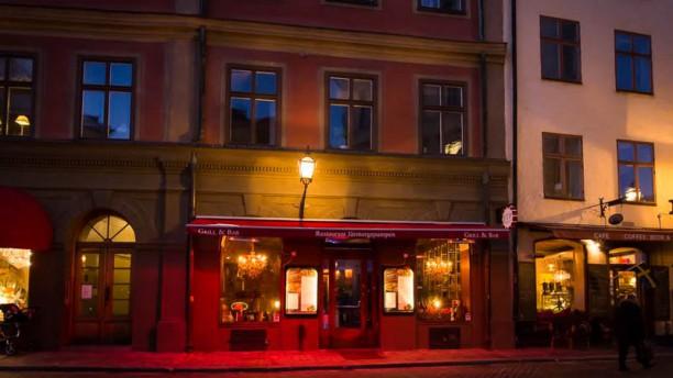 Järntorgspumpen Grill & Bar Framsida