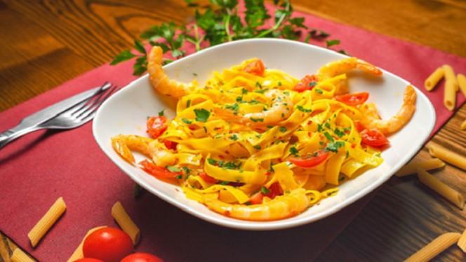 Massa camarão e alho - MD4 – Mãe dos Quatro Restaurante, Matosinhos