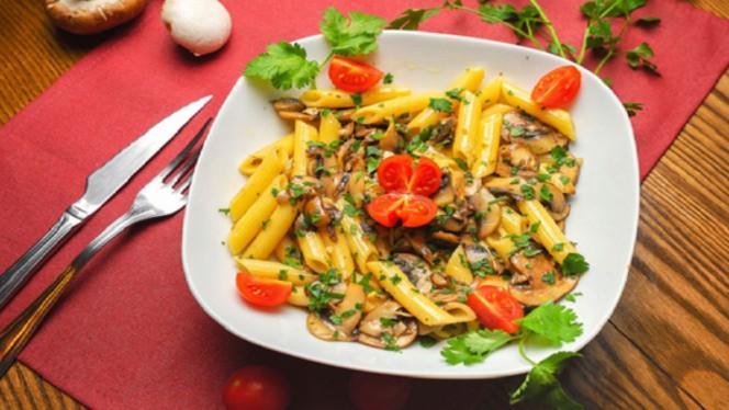 Massa misto de cogumelos - MD4 – Mãe dos Quatro Restaurante, Matosinhos