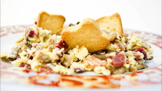 Restaurante La Liebre Sugerencia del chef