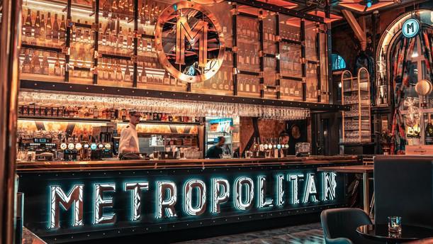 Metropolitan mat