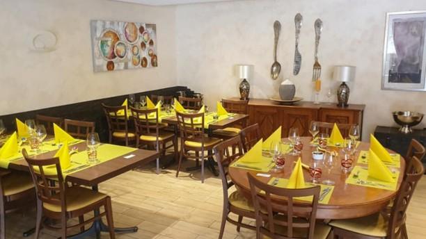 Histoire de Goût Salle du restaurant