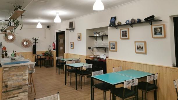 Supplí Restaurante-Cafetería Interior