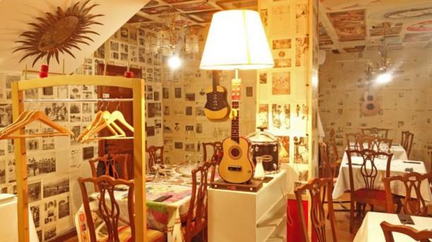 Monosabio Salamanca Vista de la sala
