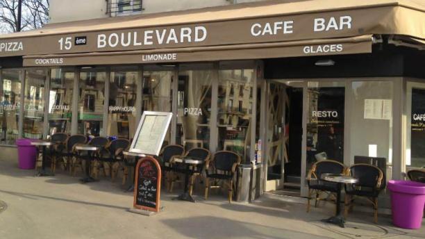 15 me boulevard restaurant 38 boulevard lefebvre 75015 paris adresse ho - Les encombrants paris 15 ...
