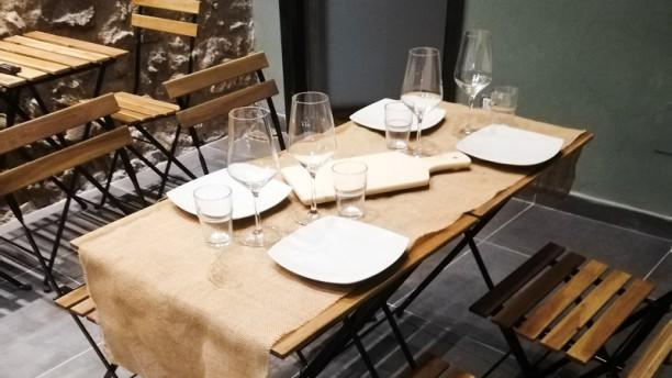 UvÈ Particolare tavolo