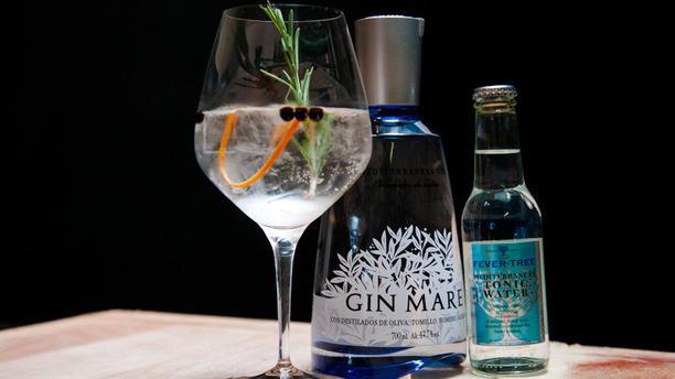 à l'improviste Gin Mare