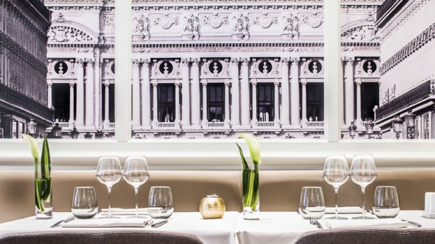 we had dinner there for our last night in paris an | cuisine l