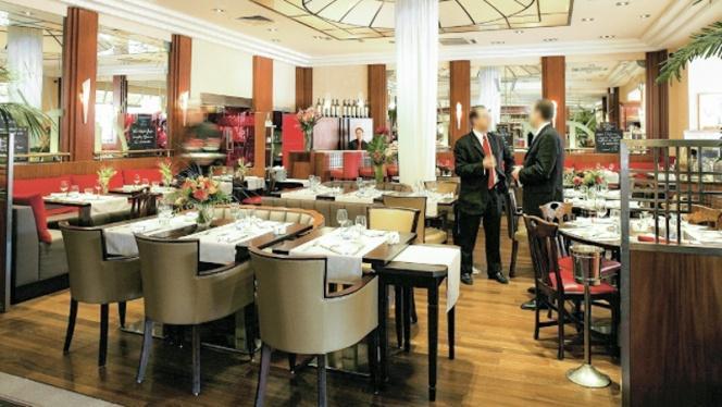 Hôtel Saint Christophe - Restaurant - Aix-en-Provence