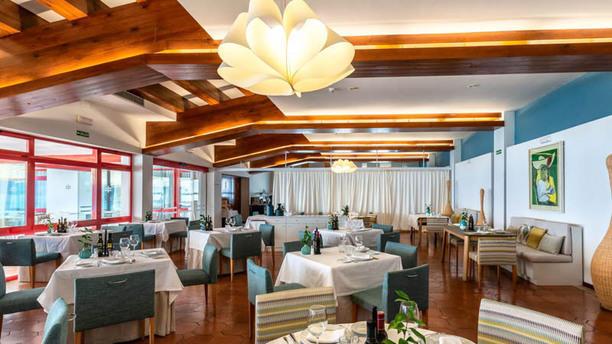 Restaurante Parador de Nerja Vista sala