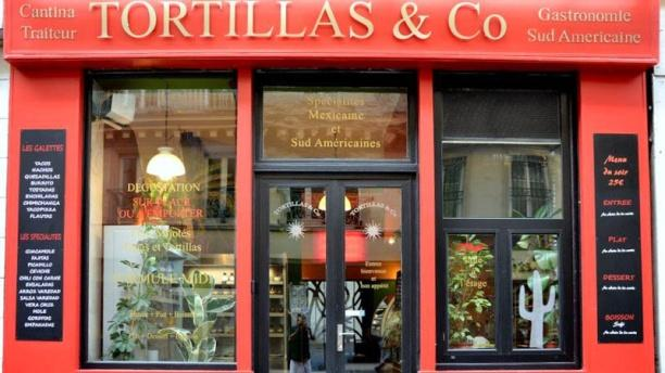 Tortillas & Co Façade
