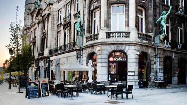 Taverne Rubens Vue extérieure