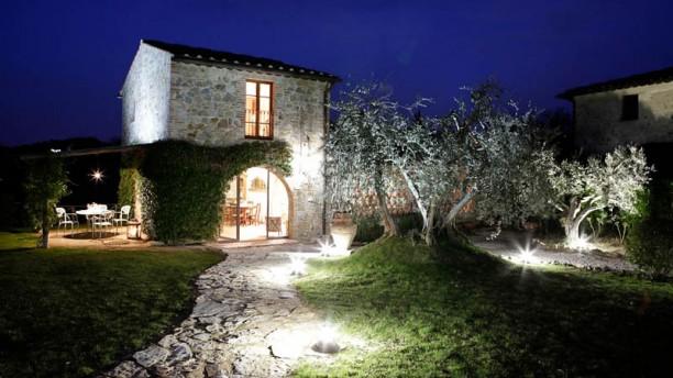 Trattoria Toscana Sant'Ilario esterno