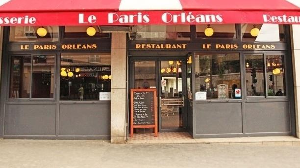 Paris Orléans Bienvenue au restaurant Le Paris Orléans