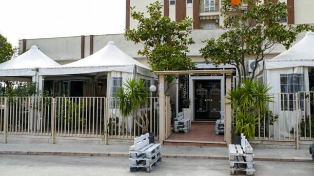 Sandro's  Restaurants new parco degli ulivi Entrata