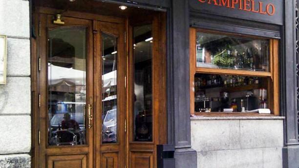 Campiello Vista entrada