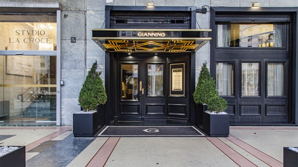 Giannino Dal 1899 In Milan Restaurant Reviews Menu And