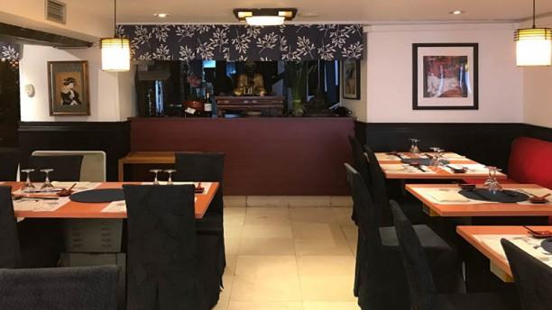 Yama Yen Salon du restaurant