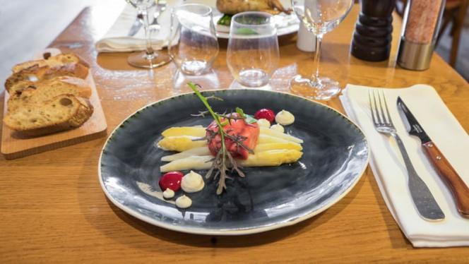 Suggestion du Chef - Le Clandestin, Bordeaux