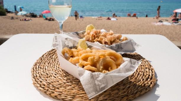 Oasis Beach Bar Sugerencia de plato