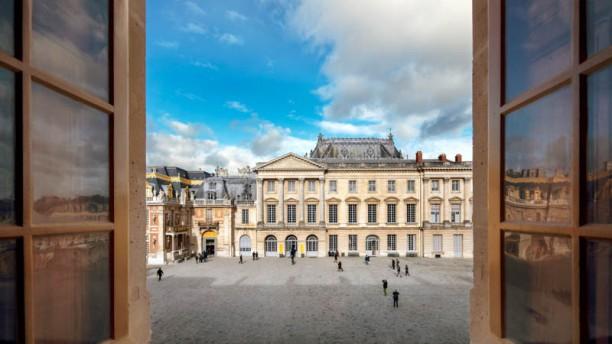 Ore - Ducasse au Chateau de Versailles Devanture