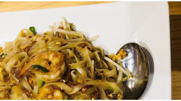 Thai Viet Gourmet Pad Thai aux Crevettes