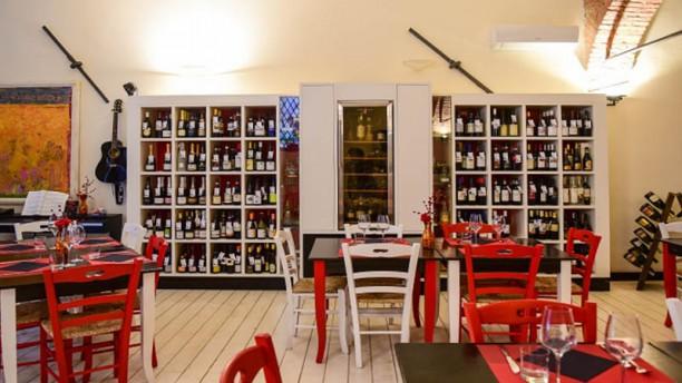 Pituca Wine Vista sala