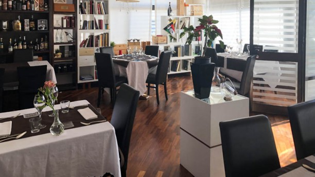 Nautilus Restaurant Vista sala