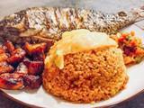 Country Braisé West Africa