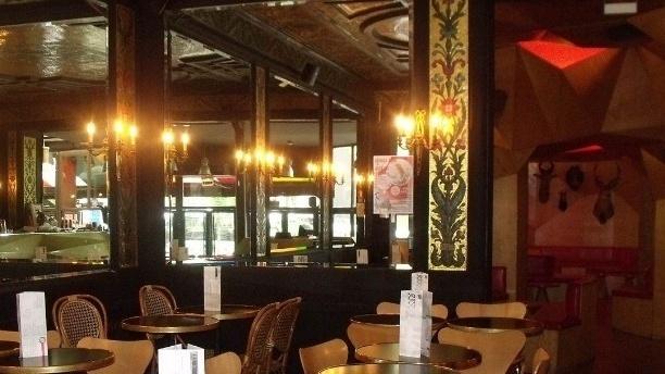Delaville Paris Restaurant