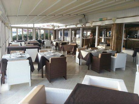 Faber Beach sala veranda ristorante