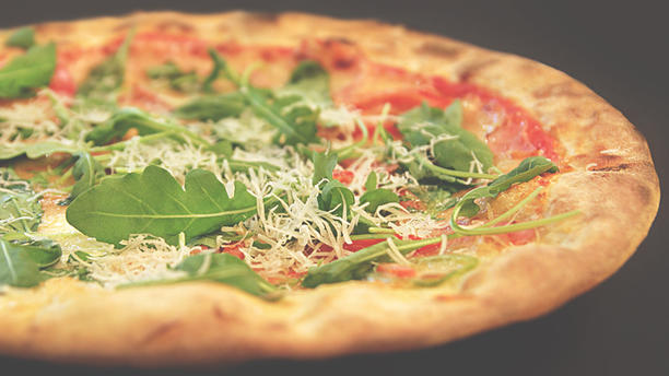Família Presto pizza